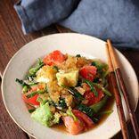南蛮漬けに合う献立まとめ。野菜やスープでバランス良く、もっと美味しく