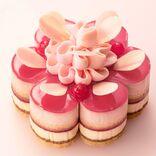 【5月7日~9日限定】話題の「バターステイツ」から母の日ケーキ『フラワーブーケ 8層仕立てのベリーショコラ』|News