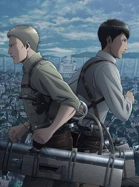 TVアニメ『進撃の巨人』Season3 第5巻 (初回限定版) [Blu-ray] (249450)