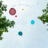 風船のオシャレ演出が災いして… 誕生日プレゼントの現金が飛んで行き一同唖然