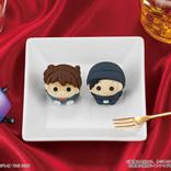 『名探偵コナン』の和菓子が登場ですよ!コナン&赤井秀一が「食べマス」に!これは一生飾っていたい…!