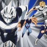 『ヒロアカ』第5期第95話 対抗戦は第3試合へ!飯田の新技も…⁉︎