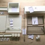 IKEAのパーツ3万円でこんなに変わる。収納&照明を便利でおしゃれにグレードアップ
