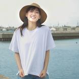 <インタビュー映像 >「(この夏は)白いTシャツを着倒したいです!!」綾瀬はるかの無邪気で美しい姿から目が離せない!ユニクロ新CM「エアリズムコットンTシャツ篇」