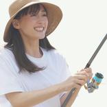 <メイキング映像>無邪気に釣りを楽しむ綾瀬はるかが可愛い過ぎる!ユニクロ新CM「エアリズムコットンTシャツ篇」