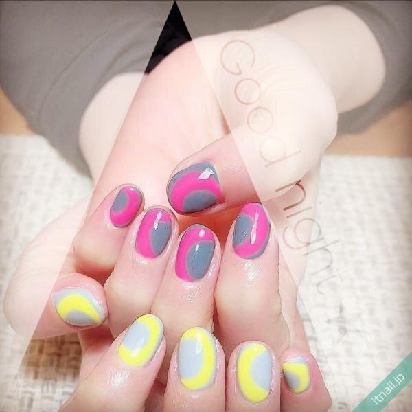 Petit Nail Miuが投稿したネイルデザイン [photoid:I0090579] via Itnail Design (643066)