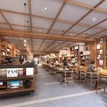 読書のためにデザインされた「本の世界を旅するホテル。」札幌すすきのに誕生