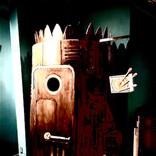映画『クー!キン・ザ・ザ』、釣鐘形宇宙船の謎の大型物体展示!