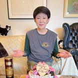 美川憲一、75歳BD迎え「健康に歳を重ねられた事に感謝」