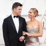スカーレット・ヨハンソン、『MTVムービー&TVアワード』で夫のいたずらに激怒