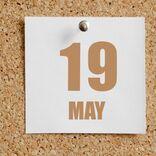 今日は何の日?【5月19日】