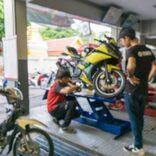 元ホンダレーシングのメカニックから学べる バイクの「基本のメンテナンス講座」