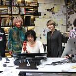『キャラクター』Fukaseの撮影現場にセカオワメンバー訪問 菅田将暉「家族感ありますね(笑)」