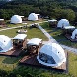 女子旅におすすめ!伊勢志摩エリアのドーム型グランピング施設がリニューアル