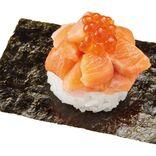"""【かっぱ寿司】 とろける""""牛肉・サーモン・サバ""""寿司が激ウマ!「とろネタ祭り」開催"""