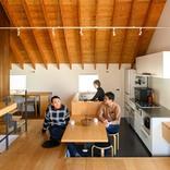 アンガールズ田中さん、「個室が階段の途中にある家」を訪問。深い家族愛を知る