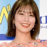 稲村亜美、ショートパンツ始球式ユニフォーム姿に「美しい」「スタイル抜群」の声