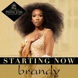 """ブランディー、""""Ultimate Princess Celebration""""のオリジナル・テーマ曲「Starting Now」をリリース"""