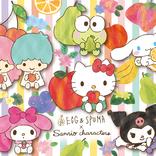 サンリオキャラクターズカフェが新宿ルミネエストで開催!フルーツだらけのメニューが嬉しすぎるよ~!