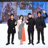「るろうに剣心」日本実写映画史上初の快挙 上海国際映画祭でシリーズ特別招待