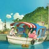 『漁港の肉子ちゃん』キャストボイス&新映像も 稲垣来泉が歌う映画版MV公開