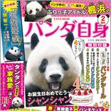 女性自身のパンダ版「パンダ自身 2頭め」発売 「呪術廻戦」パンダ役・関智一のインタビューも