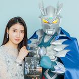 土屋太鳳、ウルトラマンゼロと再会 『ウルトラマンゼロ』10周年Blu-ray BOX発売記念インタビューが公開