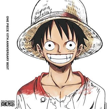 CD『ONE PIECE 15th Anniversary BEST ALBUM』(初回限定盤)より (258594)
