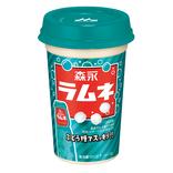 駄菓子の「森永ラムネ」がカップ飲料に 懐かしの味をそのまま再現!