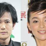 稲垣吾郎、加藤ローサと結婚!?指輪を見せつけるショットに「お似合いの夫婦です」