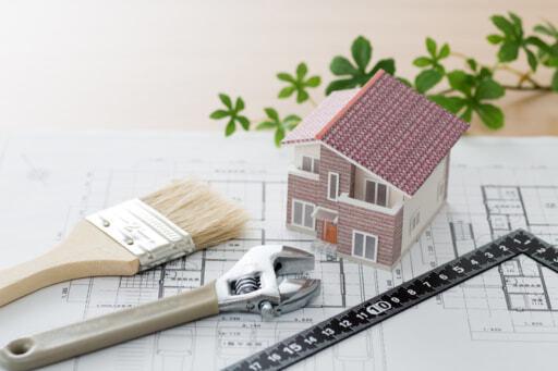 親の家を改築