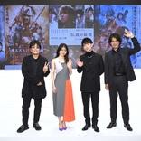 『るろうに剣心』シリーズ全5作が『第24回上海国際映画祭』で一挙上映へ 佐藤健・有村架純らがコメントも