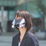 【ヤマハどうしたの…】SSバイク「YZF-R1M」を再現した手作りマスクにツッコミ多数 - 「今日って4月1日だっけ?」「オフ会用に欲しい」