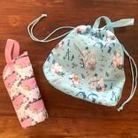 ムーミン好き必見!「リンネル」7月号付録の保冷バッグセットを開封してみた!