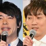 麒麟・川島&ノンスタ石田、21年前の2ショット ファン驚き「お2人若っ!!」