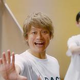 香取慎吾、東京03角田&山本舞香とダンスバトルを繰り広げる