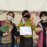 貧困に悩む女性を、支援する女性たち「相談会には生理用品もお花も」
