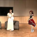 Juice=Juice金澤朋子と『アイマス』天海春香が次元を超え共演!バンナム「MIRAIKEN studio」オープン