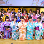 ミス日本のゆかたオーディションが終盤戦へ 候補者たちの野外撮影会も開催