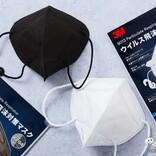 【KF94 規格】高機能マスク『3M ウイルス飛沫対策マスク』はフック式で耳痛知らず!