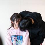 あ~ちゃん、飯野雅とイケメン俳優のバックキスに大興奮