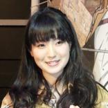 声優・石川由依が結婚を報告 お相手は『いつも笑顔にしてくれる人』