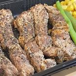 【ペッパーランチ】総重量800g超えのテイクアウト! 肉だらけの「ガッツリ肉盛りプレート」は新たなスタンダードとなるか!?