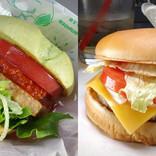 食べ比べ! 大手ハンバーガーチェーンの「代替肉」最前線 - モスとロッテリア編