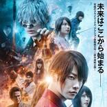 【映画ランキング】5月29日~5月30日『るろうに剣心』公開6週目にして初の首位!
