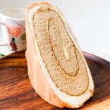 【ローソンストア100新商品ルポ】フワフワの大きなロールケーキが100円!「シャルロットケーキ(カスタード)」