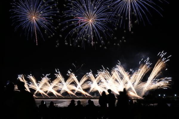 静岡県熱海市熱海海上花火大会1