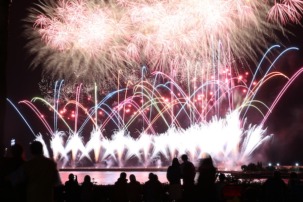 静岡県熱海市熱海海上花火大会2