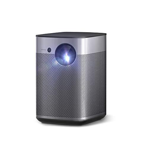 XGIMI Halo SERIES 輝度最強ポータブルプロジェクター(フルHD 1080p 800ANSIルーメン PSE認証 Android TV 9.0搭載 )モバイルプロジェクター【最大150インチ投影/オートフォーカス機能/Harman・Kardonスピーカー/Wi-Fi・Bluetooth・iPhone 接続可能/2K・4K対応/最新HDR10対応】