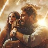 ハイウェイに降り注ぐ隕石群!! 『2012』スタジオが描く『グリーンランド』超リアルシーン公開
